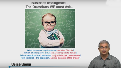 Get More from Less - Business Intelligence Analytics