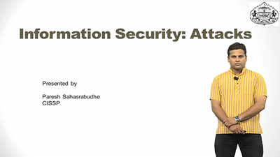 Information Security : Attacks