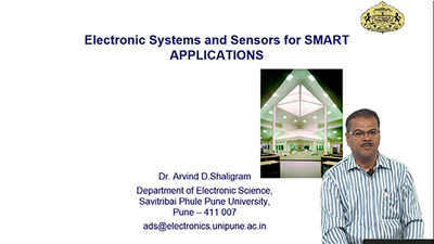 Electronic Systems and Sensors for SMART APPLICATIONS