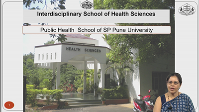 Public Health School of SP Pune University