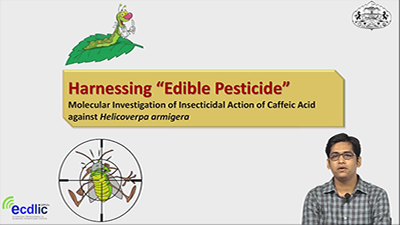 Harnessing  Edible Pesticide