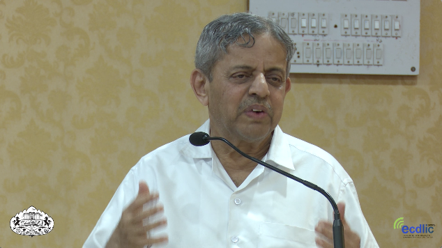 'Inspiring Journey of a Yogi Engineer' –An interactive session with Dr. H. R. Nagendra
