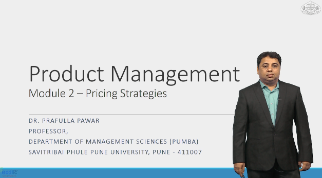 Module 2:Pricing Strategies