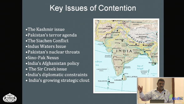 Geopolitical Dimension of India-Pakistan Relation